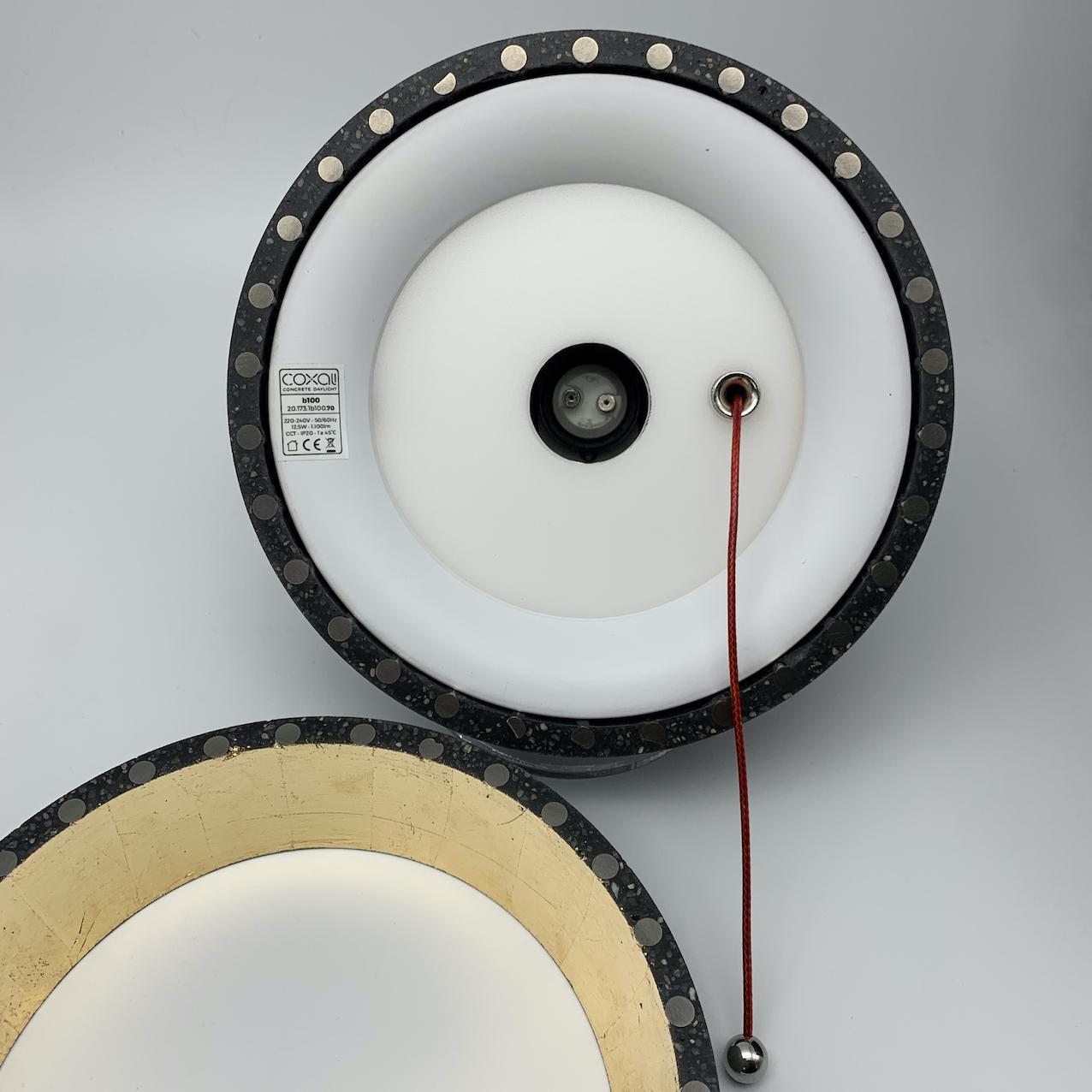 B100 : LED・lıght Source・OFF