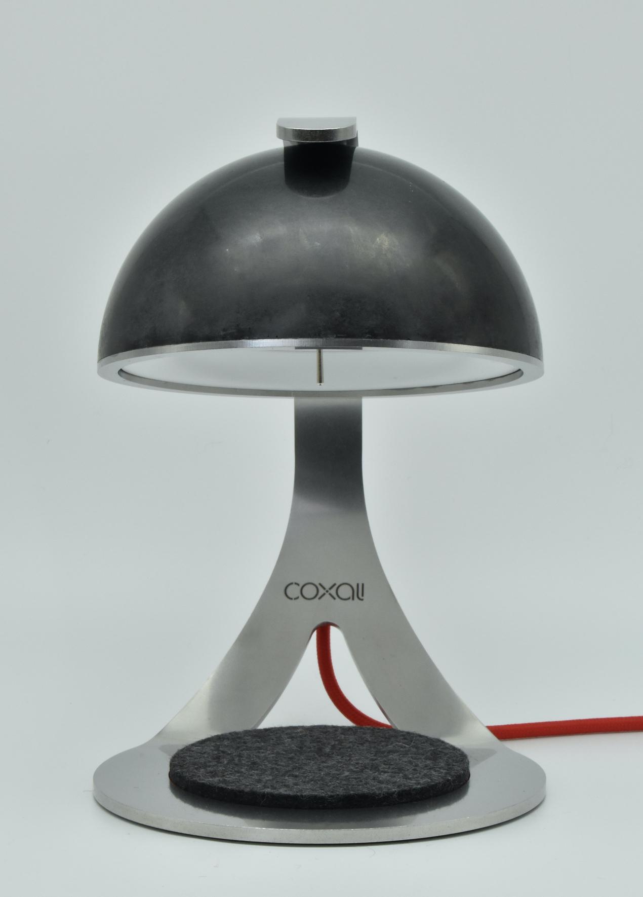 Alma E.1 : Gaues Filzpad ∙ LED OFF